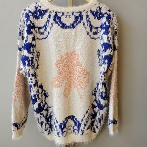 Anthropologie Sweaters - Anthropologie La Fee Verte Feathered Sweater